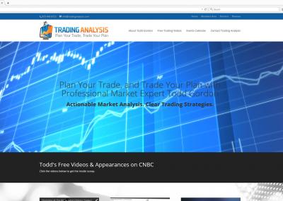 Market Analysis Trader